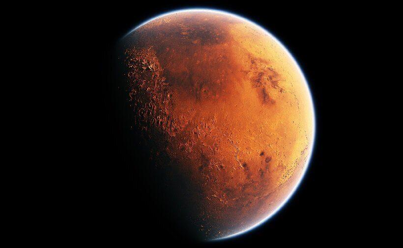NASA представило проекты марсианских домов