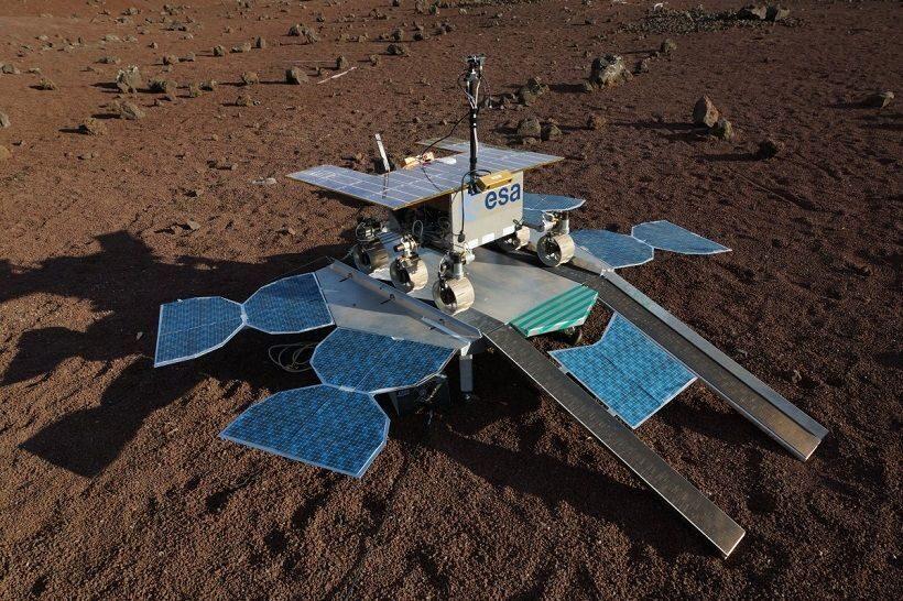 ВСША показали вертолет, который отправится наМарс