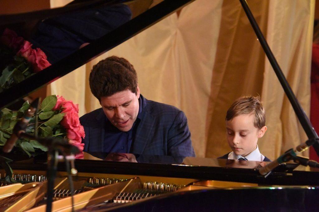 Международный конкурс молодых пианистов мацуев