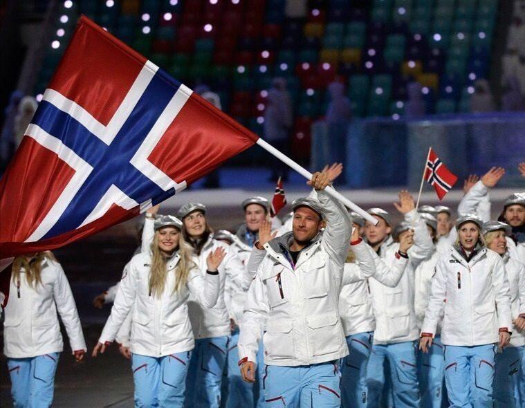 Олимпийская сборная Норвегии