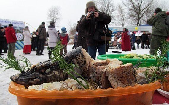 ловля рыбы в задонске
