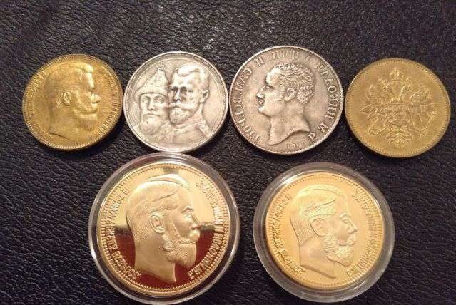 Монеты романовых российские монеты 2005