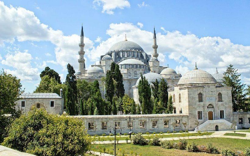 мечеть шейха Сулеймана