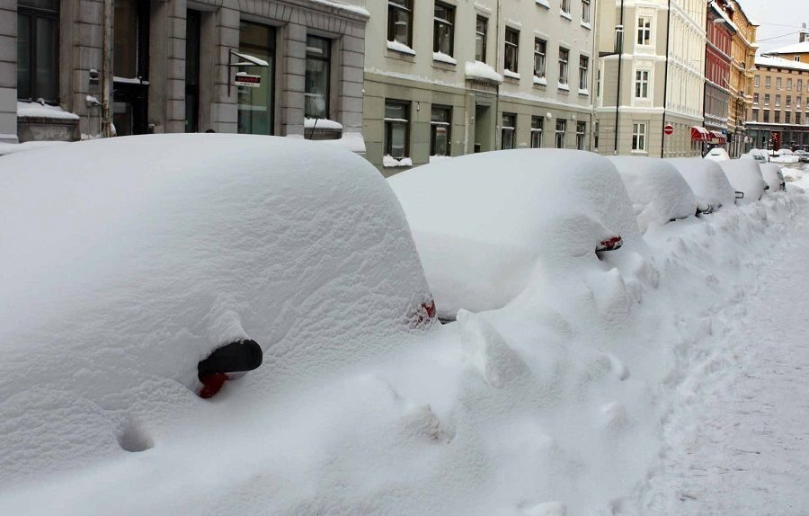 Фейерверки, смешные картинки снегопад