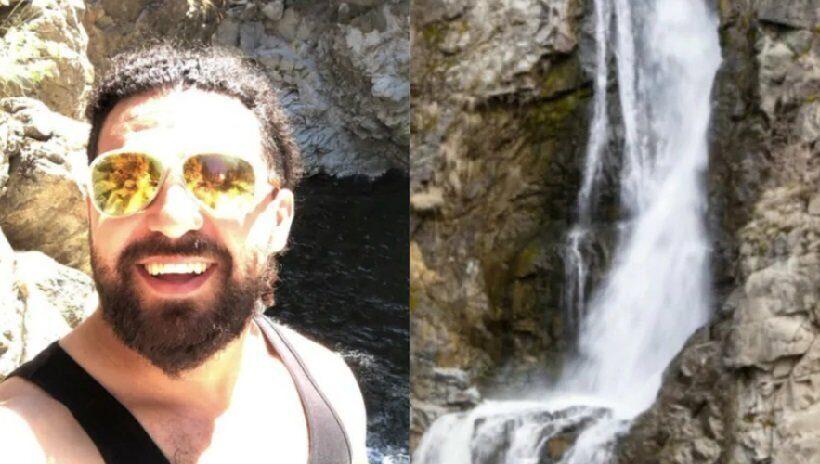 Канадец выжил, упав с вершины 45-метрового водопада