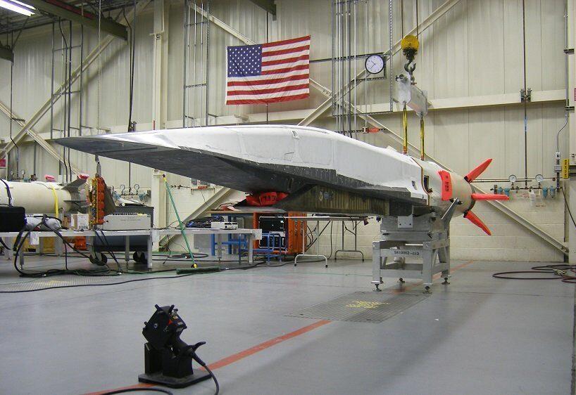 Соединенные Штаты активно работают над созданием гиперзвуковых вооружений