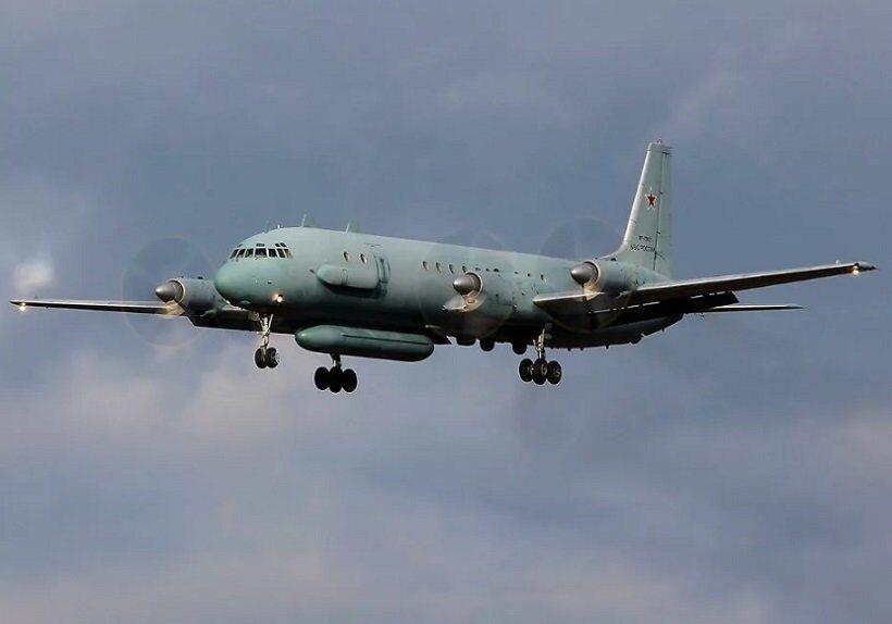 вина за сбитый Ил-20 полностью лежит на ВВС Израиля