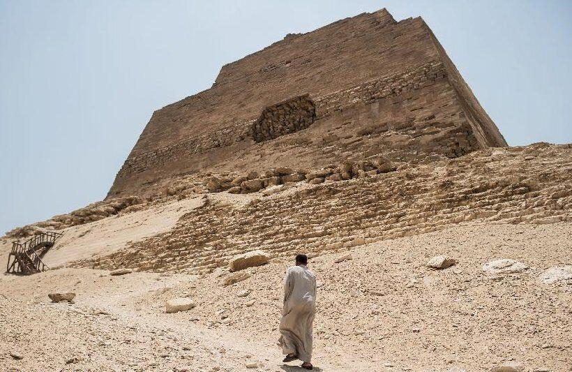 Пирамида Мейдун