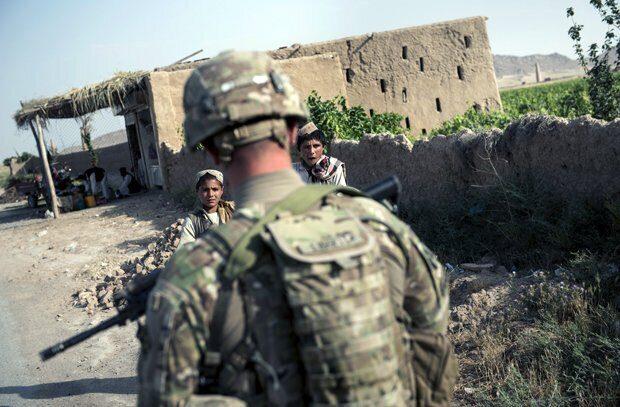 Военные операции США в Афганистане