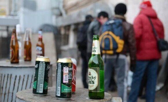 Запрет на продажу алкоголя вблизи школ