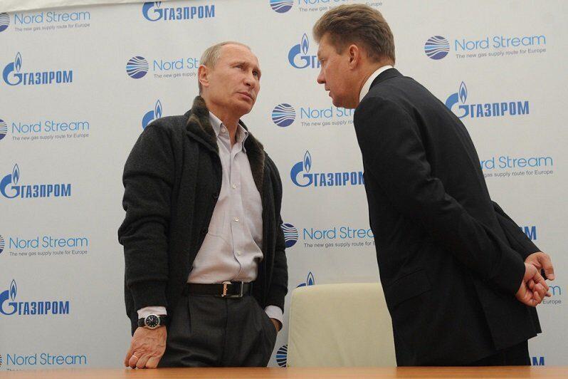 Газпрому придется раскошелиться ради Путина