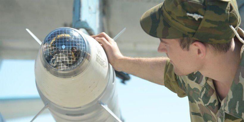 В России создан снаряд, ослепляющий любую оптику противника