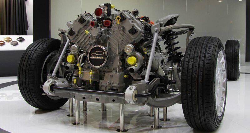 Мотор от Кортежа примерят на самолёт