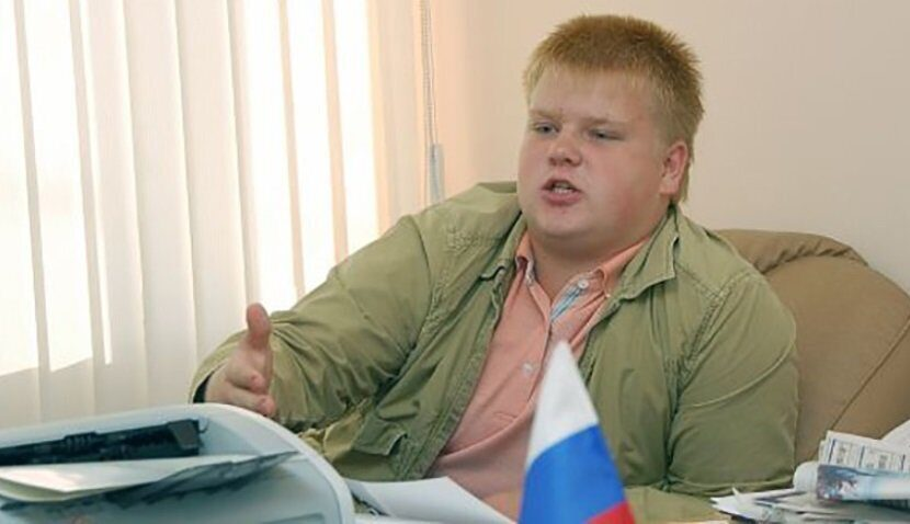 Депутат Савва Коргунов