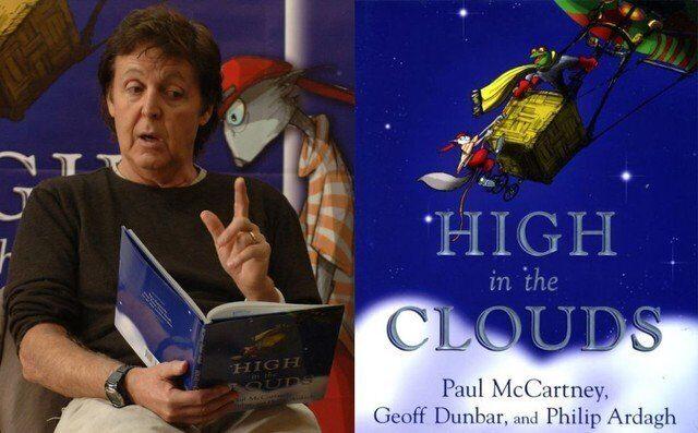 Пол Маккартни написал детскую книгу о приключениях старика-волшебника