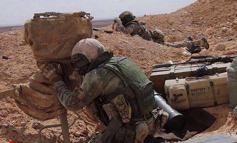 О российской разведке в Сирии