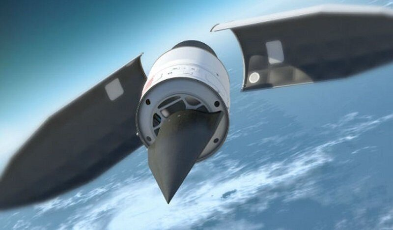 гиперзвуковая ракета Авангард