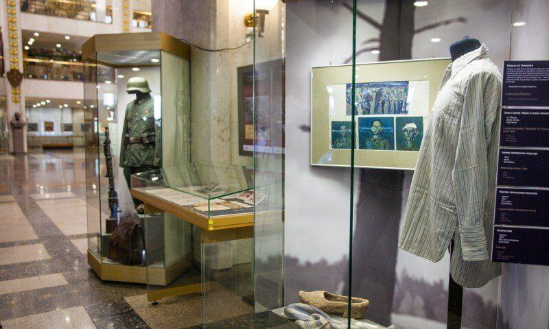Музей Победы продлил до середины октября работу выставки о восстании в концлагере Собибор
