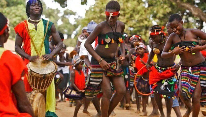 В ЮАР отмечают национальный женский день