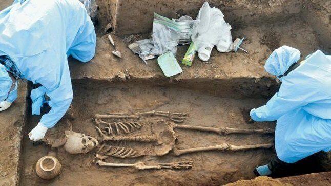 Анализ ДНК древнего скелета в Индии едва не вызвал политический скандал
