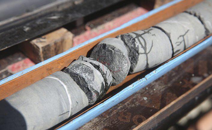 Фрагменты породы, предназначенные для геологических исследований