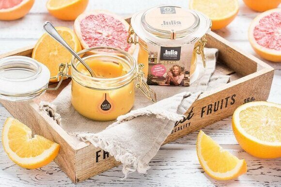 Мёд-суфле
