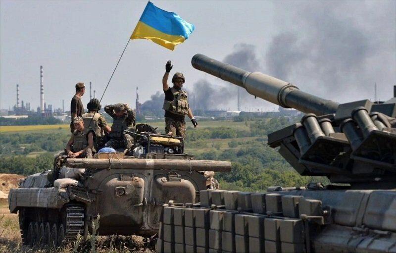 Украинский генерал рассказал о советах США по ситуации с Донбассом