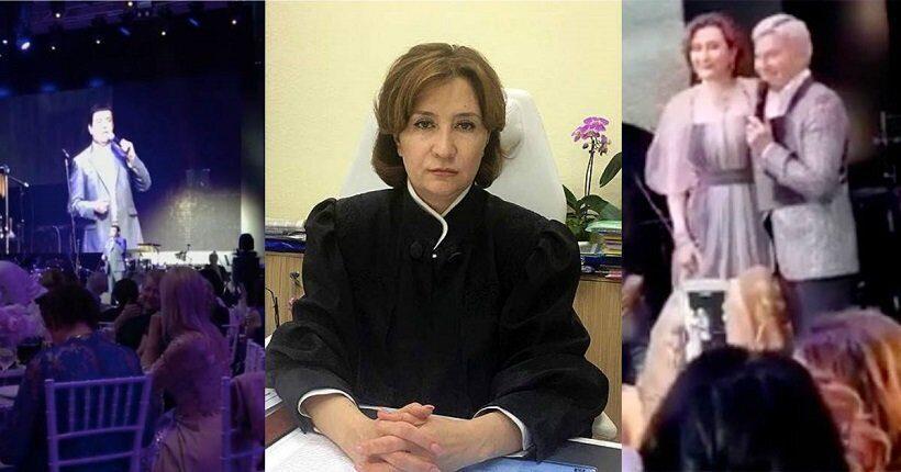 золотая свадьба судьи Хахалевой