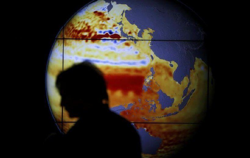 потепление климата на Земле