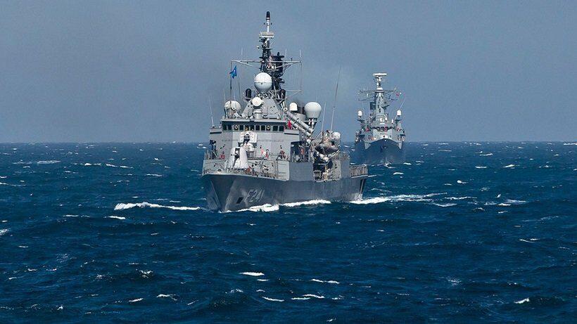 Россия непустит корабли НАТО вАзовское море