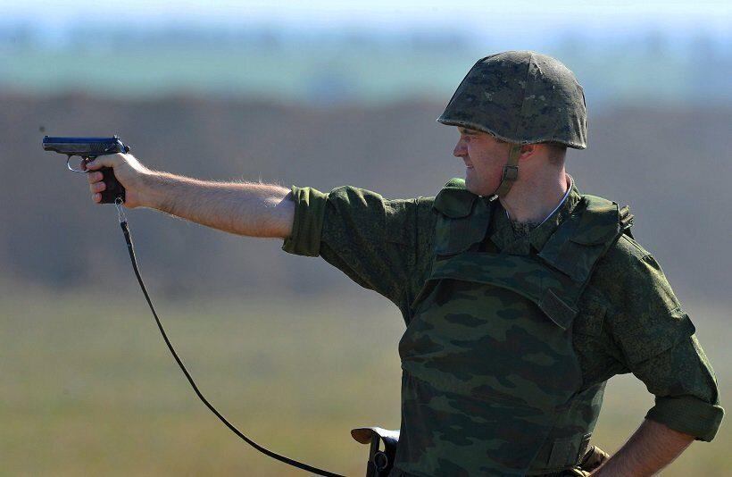 В России создали замену пистолету Макарова