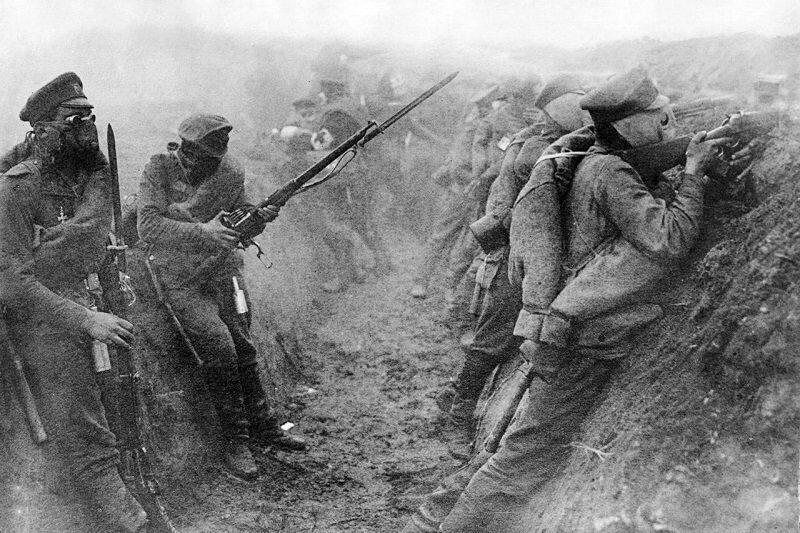 мы не вынесли никакого урока из Первой мировой войны