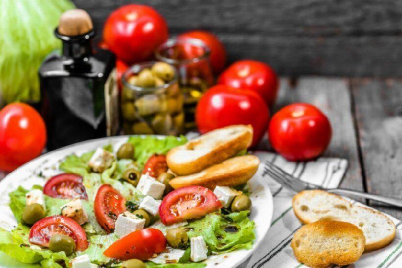 Средиземноморская диета на треть снижает риск развития депрессии