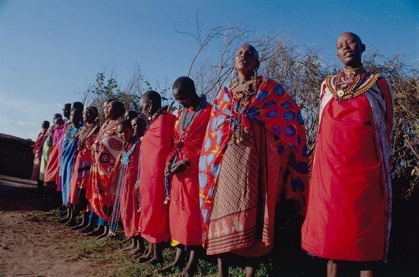 день женщины в ЮАР