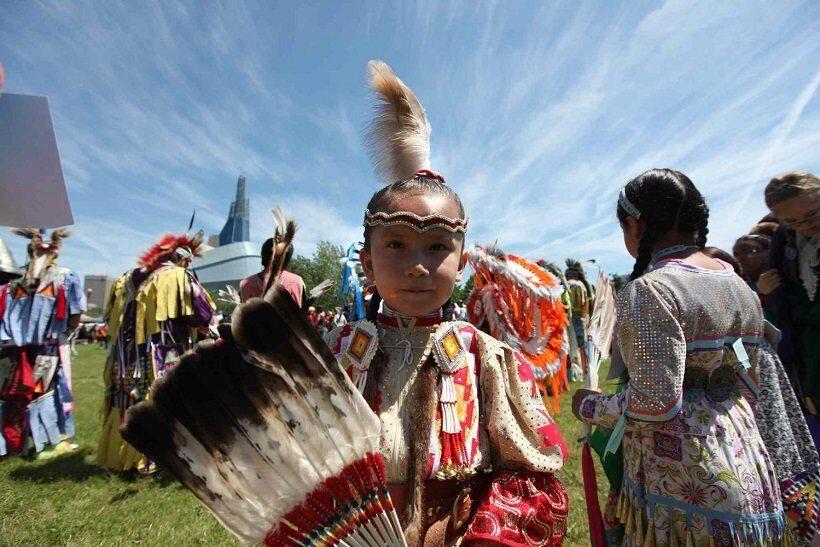коренные жители Канады