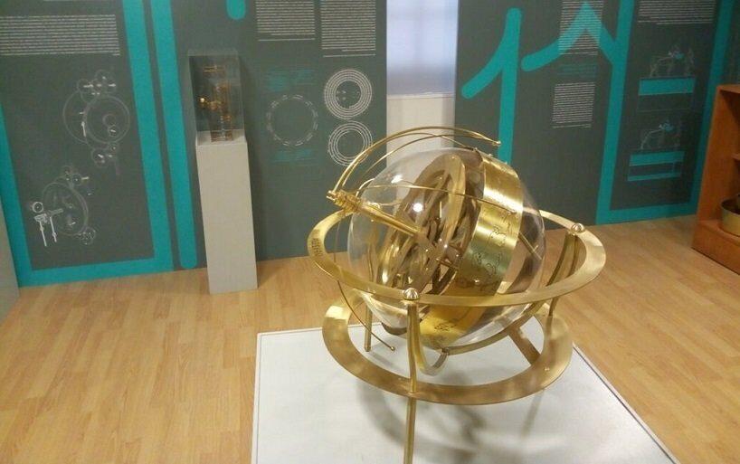 музей древнегреческих технологий