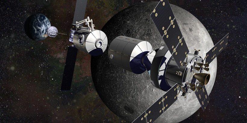 международные проекты по освоению Луны