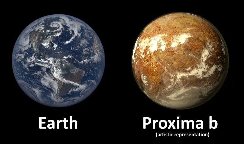 Планета Проксима b