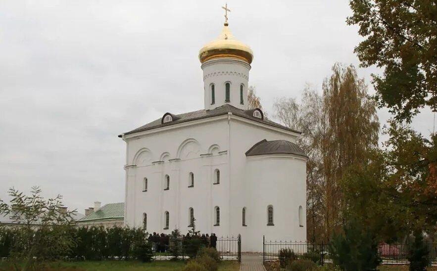 Спасо-Преображенская церковь Полоцк