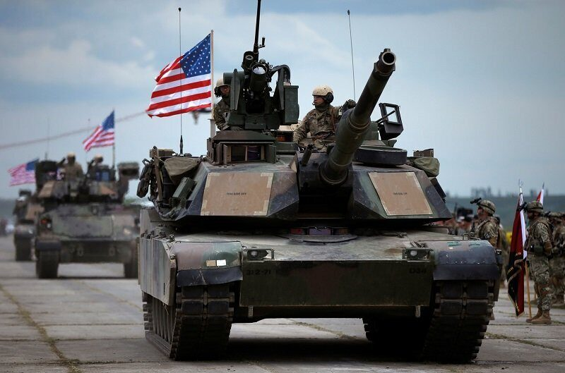 СШАв2018 финансовом году продали заграницу вооружений на$192,3млрд