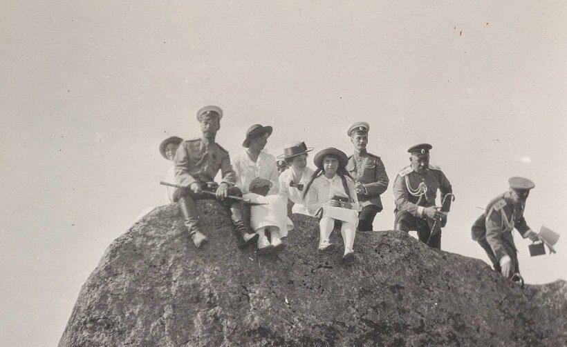 фотоизображения представителей Дома Романовых