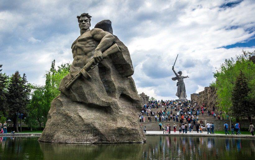 Мемориальный комплекс Героям Сталинградской битвы