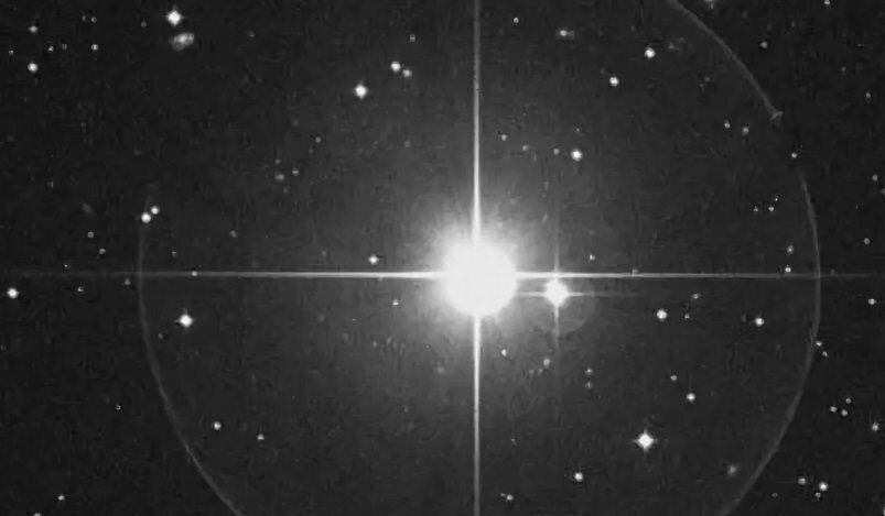 созвездие 40 Эридана