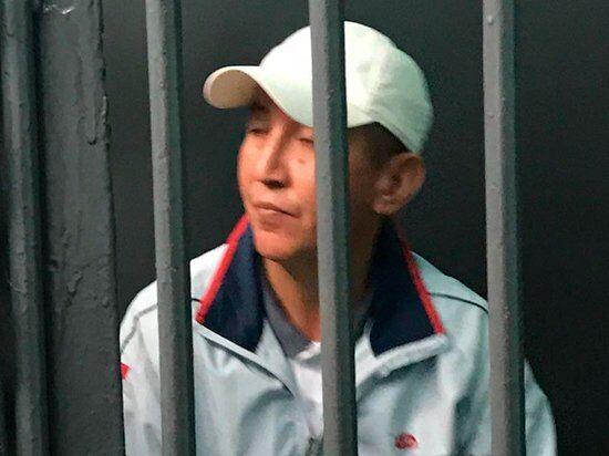 Задержанный за убийство полицейского в метро