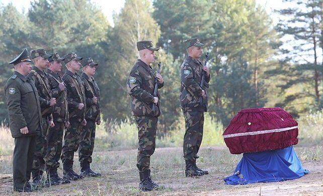 В Белоруссии перезахоронят останки более 100 солдат, погибших в Первую мировую войну