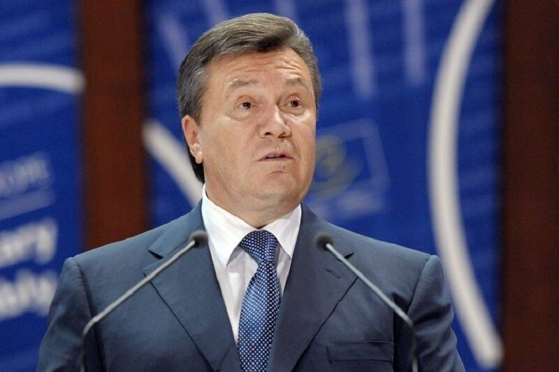 Янукович ответил компромат на майданных чиновников отправился в США