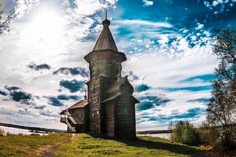 В Карелии будет восстановлен Успенский храм