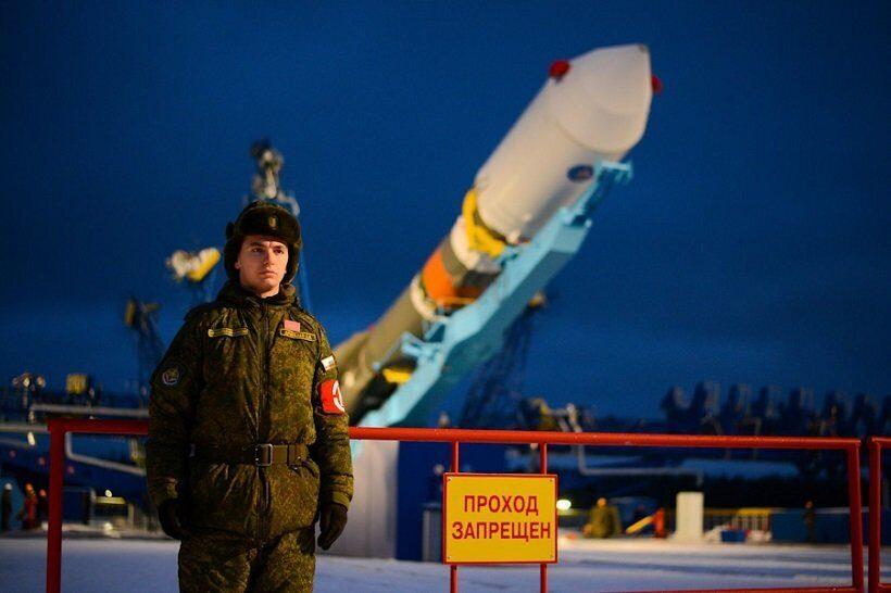 Космические войска РФ отмечают профессиональный праздник