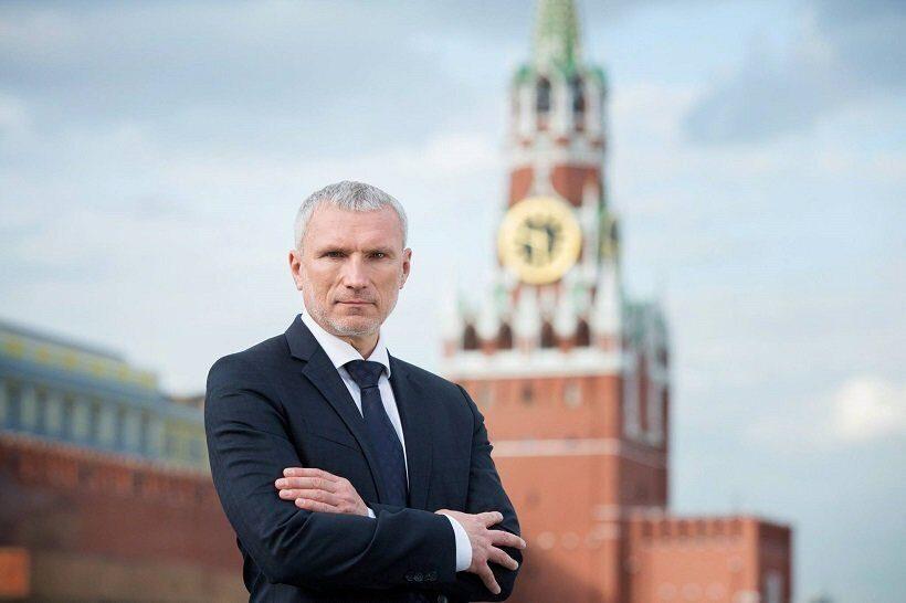 Жители Новокузнецка пообщались с главой «Родины» Алексеем Журавлевым