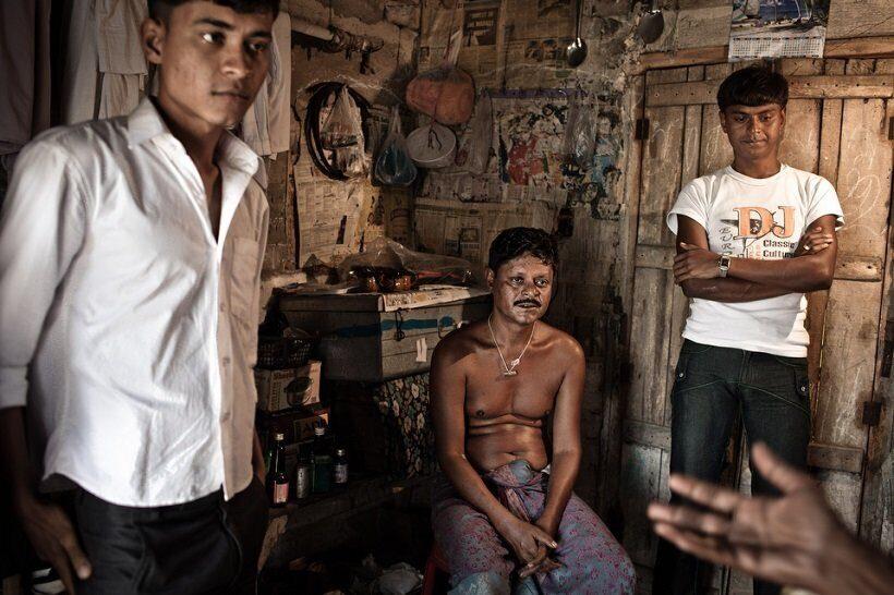 жизнь неприкасаемых в Индии